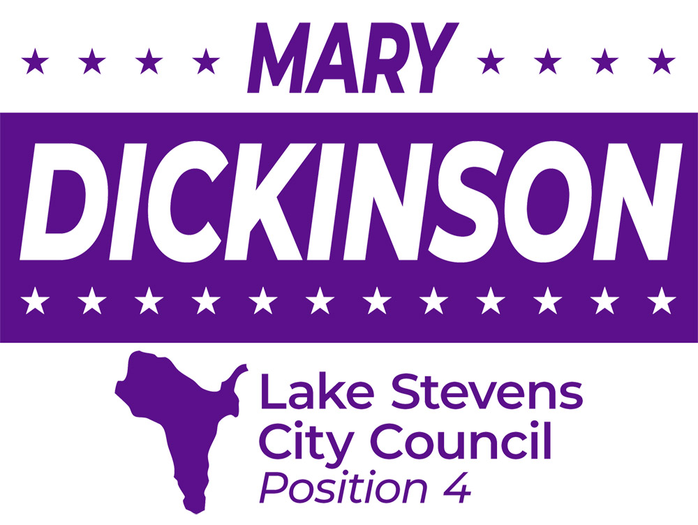 Mary Dickinson for Lake Stevens City Council